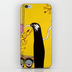 SIPPING the SWEET NECTAR of LIFE iPhone & iPod Skin