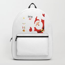 Just Say Ho ! Backpack