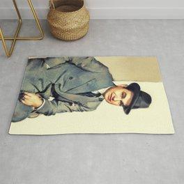Edward G. Robinson, Hollywood Legend Rug