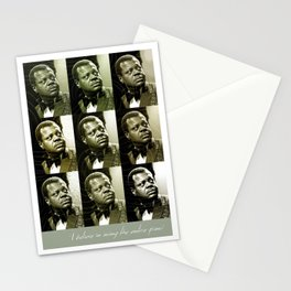 Jazz Heroes Series - Oscar Peterson Stationery Cards