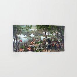 The Battle of Chancellorsville Hand & Bath Towel