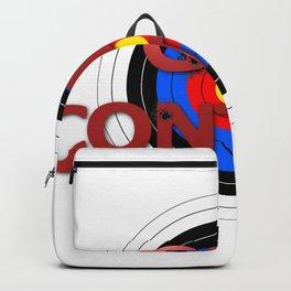 Target Gun Control Backpack
