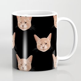 Kiki, the pretty blind cat Coffee Mug