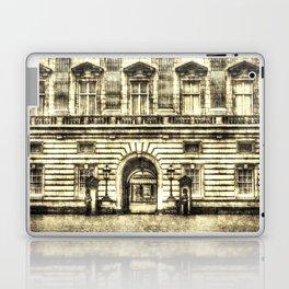 Buckingham Palace London Vintage Laptop & iPad Skin