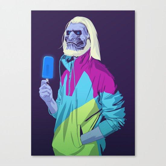 80/90s - WW Canvas Print
