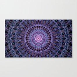 MandalaCR5 Canvas Print