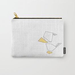 Little Simple Bird Carry-All Pouch