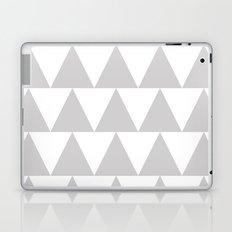 Grey Triangle /// www.pencilmeinstationery.com Laptop & iPad Skin