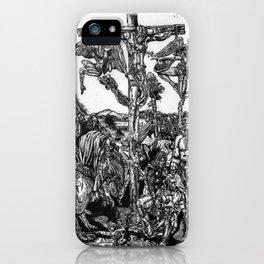 Hemmorrhage iPhone Case