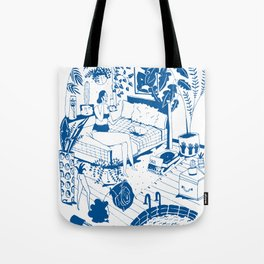 Party II Tote Bag