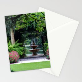 Focal Point In The Garden Stationery Cards