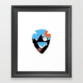 Western Odyssey Framed Art Print