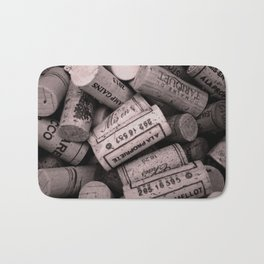 Bunch of Corks Bath Mat