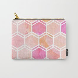 CORAL PARADISE Carry-All Pouch
