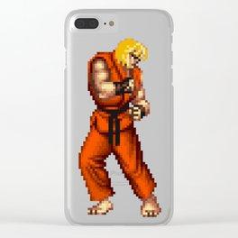 Ken Clear iPhone Case