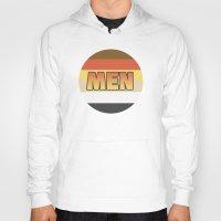 men Hoodies featuring MEN by HeyBun