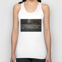 road Tank Tops featuring Road by Jesús M.Chamizo