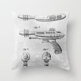 Toy pistol Throw Pillow