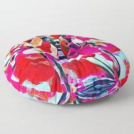 Perfume Pink Floor Pillow