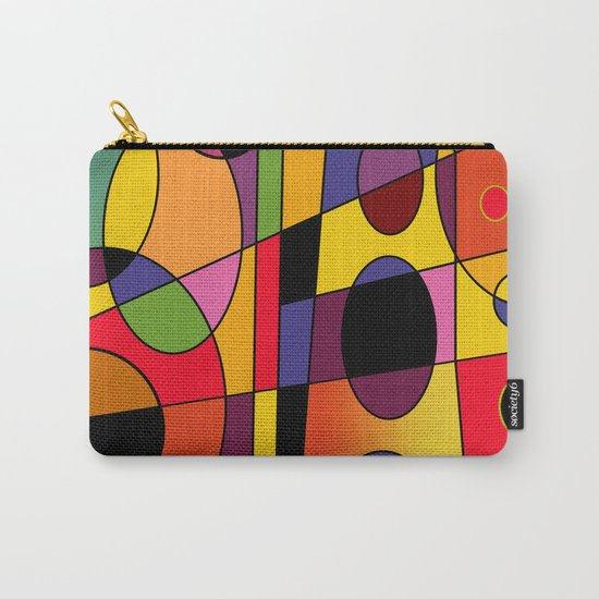 Abstract #79 Carry-All Pouch