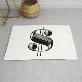 Dollar $ign Rug
