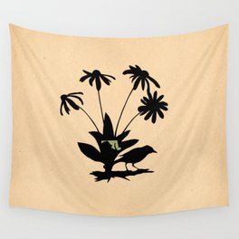 Maryland - State Papercut Print Wall Tapestry