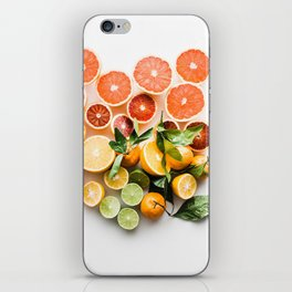 Sweet & Sour iPhone Skin