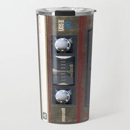 Maxwell Cassette Tape Travel Mug