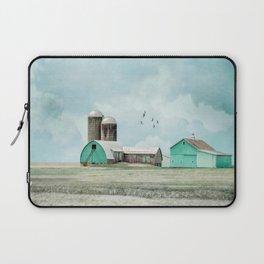 Aqua Barns Laptop Sleeve