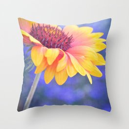 summers pride Throw Pillow