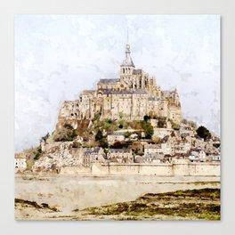 St. Michel Canvas Print