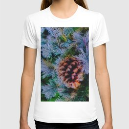 Vibrant Evergreen Christmas T-shirt