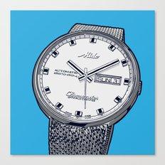 Mido Time! Canvas Print