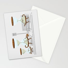 Time of Their Lives Stationery Cards