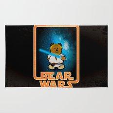 Bear Wars - Duke Cubpoker Rug