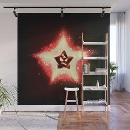 Disgruntled Star Wall Mural