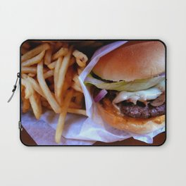 burger Laptop Sleeve