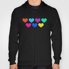 Bright hearts Hoody