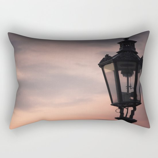 Victorian Lantern Rectangular Pillow