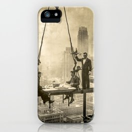 Sir, Where are your restrooms? iPhone Case