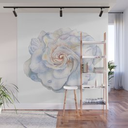 Gardenia Wall Mural