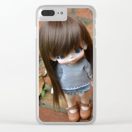 Mamiko - First look Clear iPhone Case