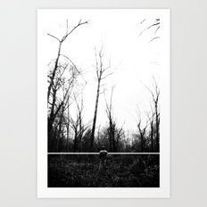 Transitions #3 Art Print