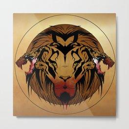 wildlife unleashed Metal Print