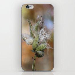 fall joy iPhone Skin