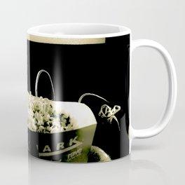 Date Night At The Movies (Black & White) Coffee Mug