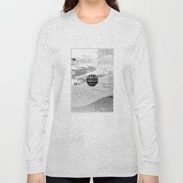 Ficciones Typografika 125 Long Sleeve T-shirt