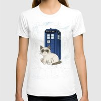tardis T-shirts featuring TARDIS by Arcade