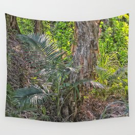 Beautiful rain forest growth Wall Tapestry