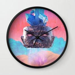 Oracular head Wall Clock